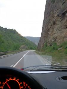 Put Rogatica- Ustipraca ( kanjon )