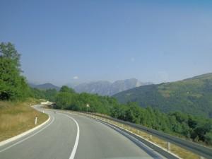 Selidba za trebinje i prolazak pored nacionalnog parka sutjeska