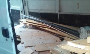 Prevoz suta na deponiju