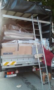 Selidba sa zastitom i pakovanjem