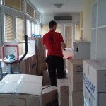 Pakovanje knjiga i arhive u kutije